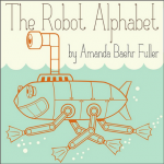 The Robot Alphabet, Cover, Fuller