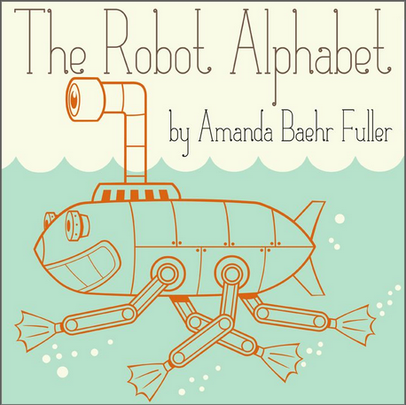 The Robot Alphabet