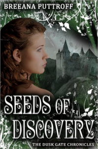 cover of Seeds of Discovery by Breeana Puttfroff