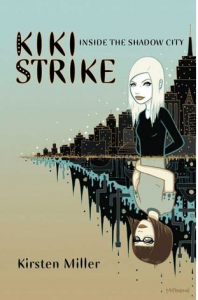 Cover of Kiki Strike 1