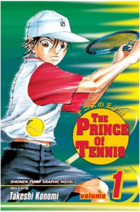 The Prince of Tennis cover