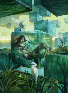 Julie Dillon, Naiad 2014